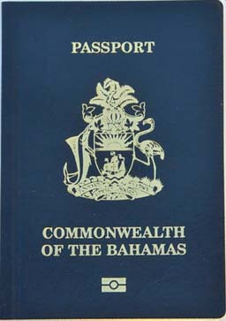 Vietnam visa requirements for Bahamas, Bahamian passport