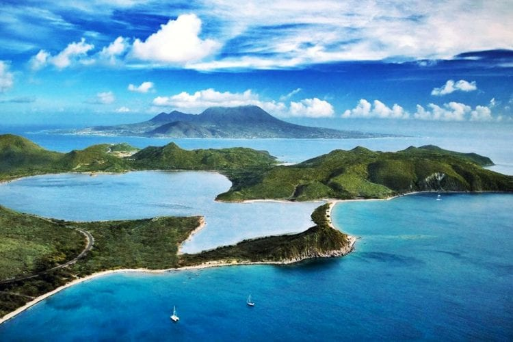 Vietnam visa requirements for Saint Kitts and Nevis