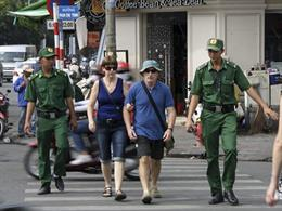 Tourism police to protect foreigners