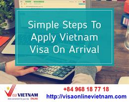 How to apply for Vietnam visa on arrival in 2020?